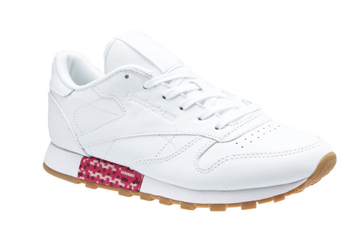 "Buty damskie reebok Classic Leather Old Meets"" (BD3156)"