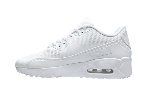 "Nike Air Max 90 Ultra 2.0 (GS) ""All White (869950-100)"