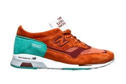 Brązowe  New Balance M1500SU Made in The UK