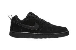 "Buty męskie Nike Court Borough Low ""all black"" (838937-001)"