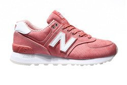 Damskie buty New Balance WL574CHE - Beach Chambray Pack