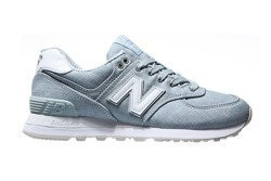 Damskie buty New Balance WL574CHF - Beach Chambray Pack