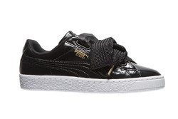 Damskie sneakersy Puma Basket Heart Patent Wn's 363073-01