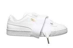 Damskie sneakersy Puma Basket Heart Patent Wn's 363073-02