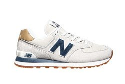 Granatowe   New Balance ML574LGI