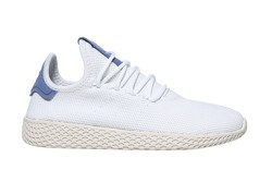 Młodzieżowe  sneakersy adidas Pharrell Williams Tennis Hu J - BD8050