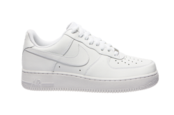 "Nike Air Force 1 Low '07 ""All White"" (315122-111)"
