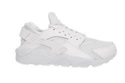 "Nike Air Huarache ""All White""  (318429-111)"