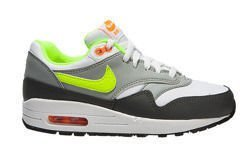 "Nike Air Max 1 (GS) ""Total Orange"" (555766-115)"