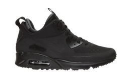 "Nike Air Max 90 Mid Winter ""all black"" (806808-002)"
