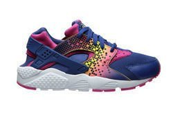 Nike Huarache Run Print (GS) (704946-500)