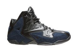 Nike LeBron XI 11 Ext Denim QS (659509-004)