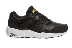 Puma R698 Black and White Wn's (358291-02)