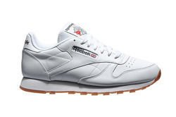 "Reebok Classic Leather ""White/Gum"" (49799)"