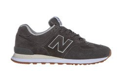 Szare  Sneakersy New Balance ML574EPC Grey