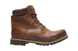Timberland Lace Up Plain Toe Waterproof Earth Boots (74134)
