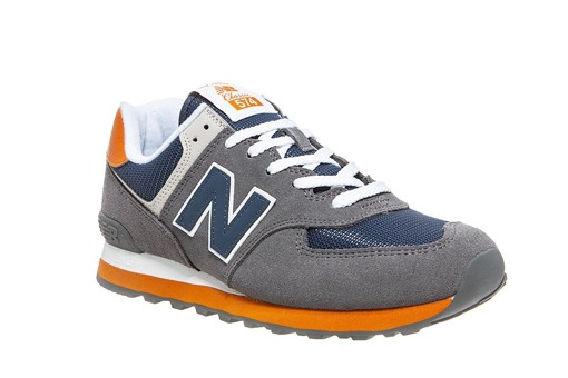 Szare  New Balance ML574MUC
