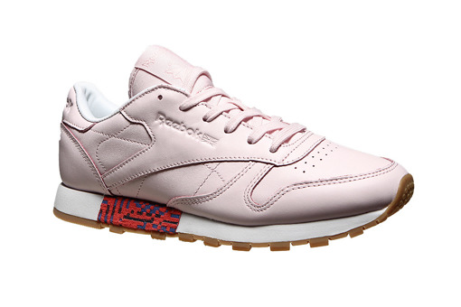 Buty damskie reebok Classic Leather Old Meets BD3155