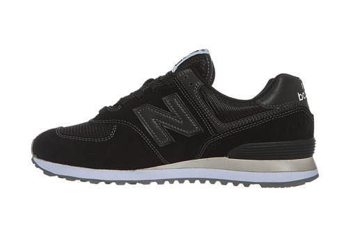 Czarne  New Balance ML574ETA