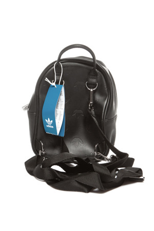 Czarny Plecak adidas originals CL X mini Backpack DV0195