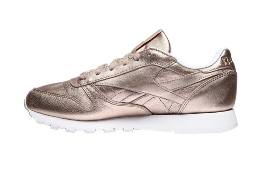 Dasmskie buty Reebok Cl Leather Melted Metal BS7897