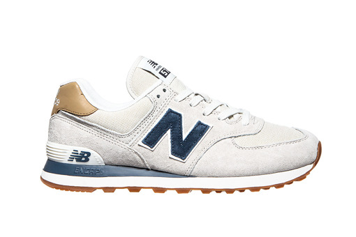 Szare  New Balance ML574LGI