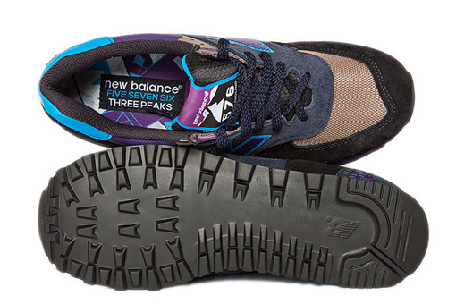 New Balance M576ENP Three Peak Challenge