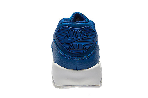 "Nike Air Max 90 Leather (GS) ""Game Royal"" (724821-402)"