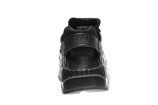 "Nike Huarache Run (GS) ""All Black"" (654275-016)"