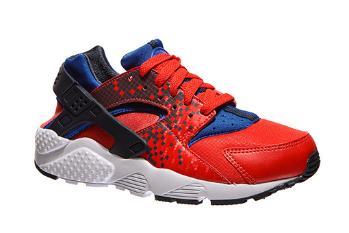 Nike Huarache Run Print (GS) (704943-604)