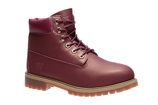 Timberland Junior Premium 6 inch Waterproof Classic (A19XL)