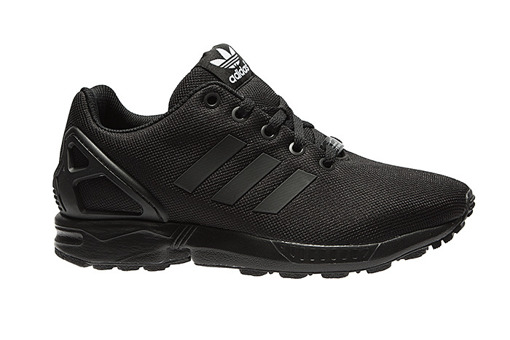 "adidas ZX Flux K ""Core Black"" (S82695)"